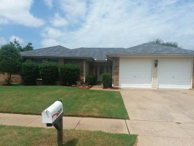 Bedford, Euless, Hurst Single Family Home Active Option Contract: 3509 Ridge Haven Circle