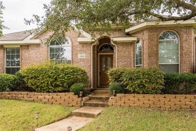 Rockwall Single Family Home Active Option Contract: 1281 Antioch Drive