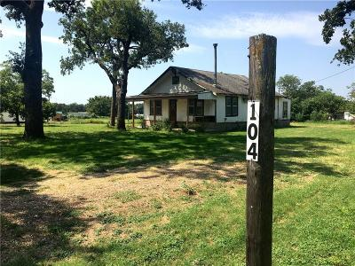 Wise County Single Family Home For Sale: 104 County Road 4851 Road