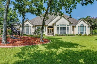 Burleson Single Family Home For Sale: 10009 Tantarra Drive