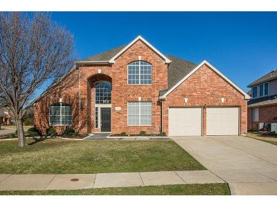 Flower Mound Single Family Home For Sale: 3608 Lofty Pines Lane