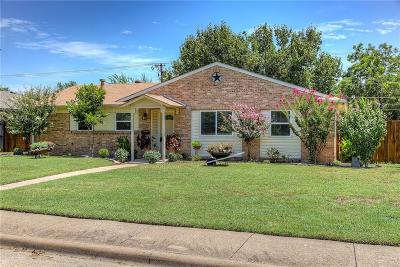 Plano Single Family Home For Sale: 1612 Janice Drive