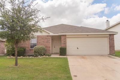 Single Family Home For Sale: 705 Poncho Lane