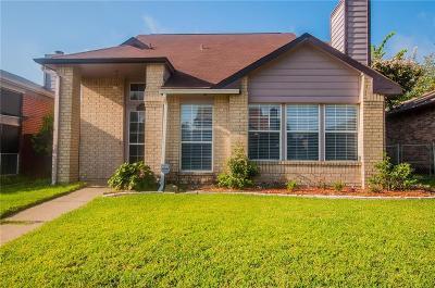 Mesquite Single Family Home For Sale: 1508 Savannah Street