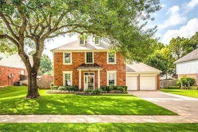 Grapevine Single Family Home Active Option Contract: 3349 Summerfield Drive
