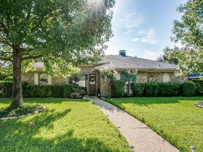 Plano Single Family Home Active Kick Out: 2204 Stain Glass Drive