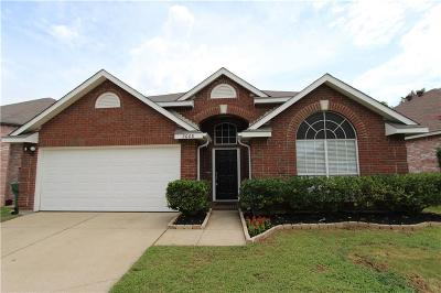 Flower Mound Single Family Home For Sale: 2608 Chancellor Drive