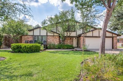 North Richland Hills Single Family Home Active Option Contract: 7333 Meadowbrook Drive