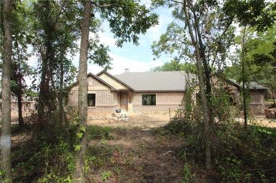 Wise County Single Family Home For Sale: 1389 Cr 3591
