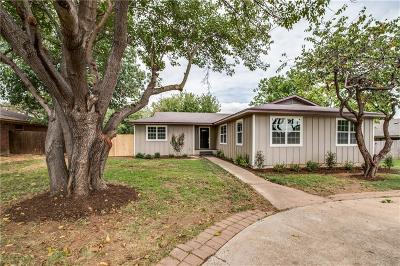 Lake Dallas Single Family Home Active Option Contract: 523 N Shady Shores Drive