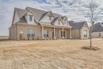 Waxahachie Single Family Home For Sale: 430 Reville Run Road