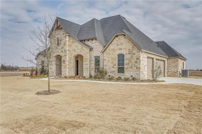 Waxahachie Single Family Home For Sale: 420 Reville Run Road
