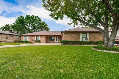 Single Family Home For Sale: 7313 Vista Cliff Drive