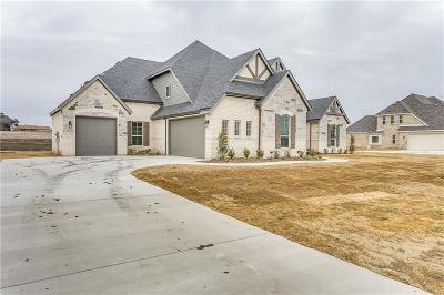 Waxahachie Single Family Home For Sale: 7681 Marks Drive