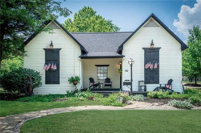 McKinney Single Family Home For Sale: 302 South Bass Street