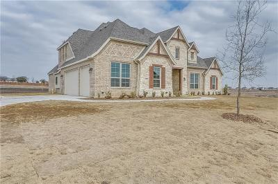 Waxahachie Single Family Home For Sale: 7691 Marks Drive