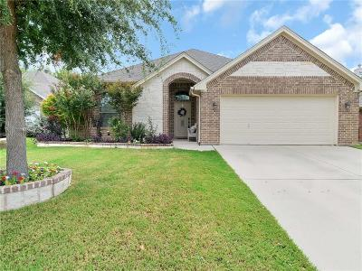 Saginaw Single Family Home Active Option Contract: 121 Big Willow Court