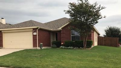 Single Family Home For Sale: 1332 Barrel Run