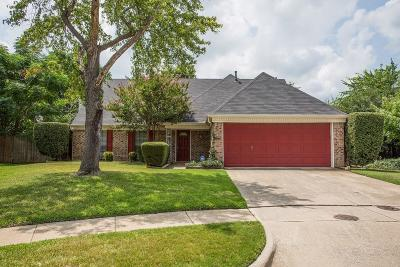 Flower Mound Single Family Home For Sale: 1809 Buckeye Drive