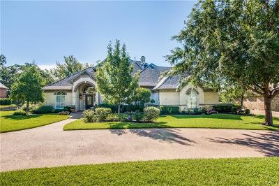 Keller Single Family Home For Sale: 1221 Castle Cove Lane