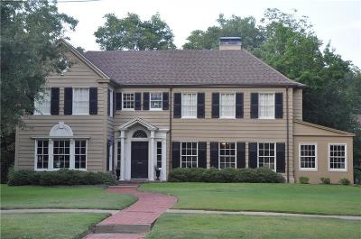 Terrell Single Family Home Active Option Contract: 604 Griffith Avenue