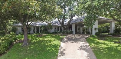 Westover Hills Single Family Home For Sale: 6117 Merrymount Road