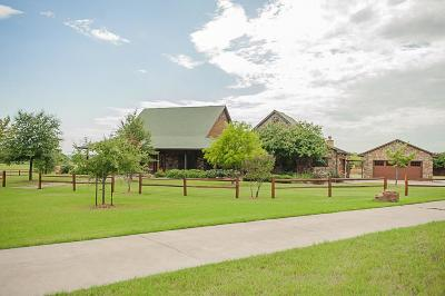 Alvarado Single Family Home For Sale: 1601 County Road 703a