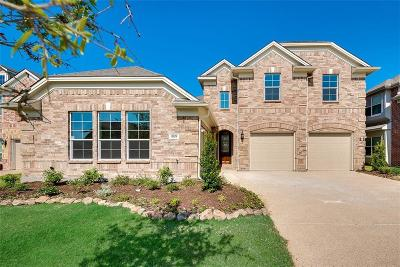 McKinney Single Family Home For Sale: 809 Windy Hill Drive