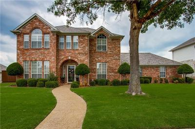 Garland Single Family Home Active Option Contract: 1221 Tralee Lane