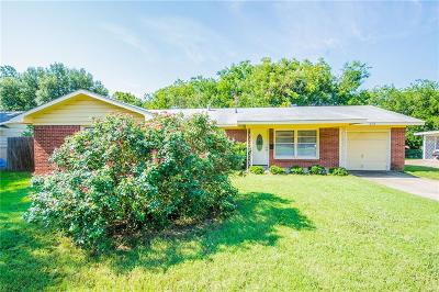 Richland Hills Single Family Home For Sale: 6712 Pecan Park Drive
