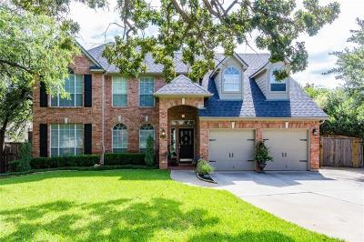 Grapevine Single Family Home For Sale: 4201 Squire Court