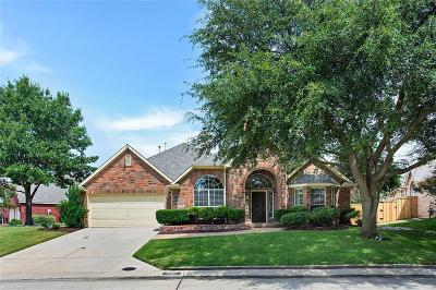 Mckinney Single Family Home Active Option Contract: 8301 Falconet Circle