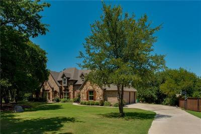 Aledo Single Family Home For Sale: 132 Waverly Way