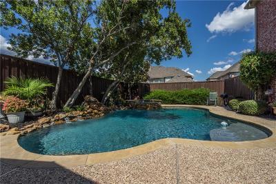 Single Family Home For Sale: 11686 Estacado Drive