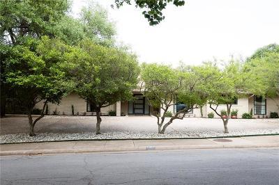 Dallas Single Family Home For Sale: 10806 Branch Oaks Circle