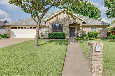 North Richland Hills Single Family Home Active Option Contract: 7005 Lonesome Oaks Drive