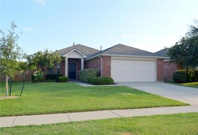 Melissa Single Family Home Active Option Contract: 369 Basswood Lane