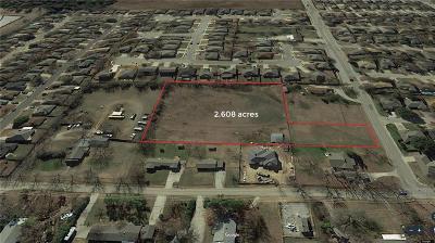 Denton Residential Lots & Land For Sale: 1018 Mockingbird Lane