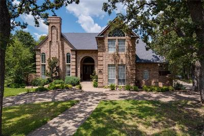 Argyle Single Family Home Active Option Contract: 210 Fawn Hollow Drive