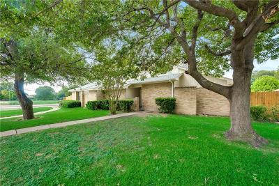 Dallas Half Duplex For Sale: 12505 Hornbeam Drive