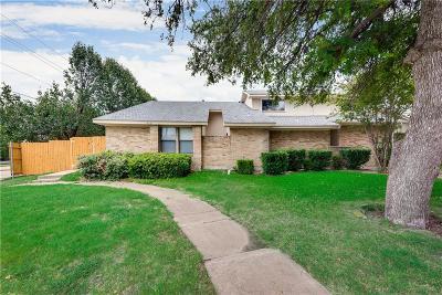 Dallas Half Duplex For Sale: 12501 Hornbeam Drive