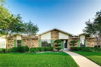 Plano TX Single Family Home Active Option Contract: $299,000