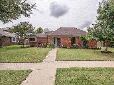 Rowlett Single Family Home Active Option Contract: 3710 Drakestone Avenue