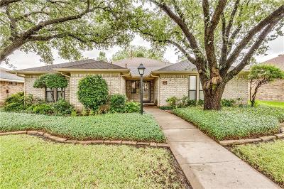 Garland Single Family Home For Sale: 1101 Mayapple Drive