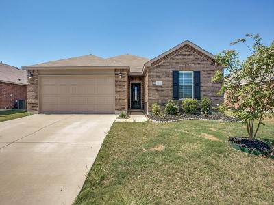 Burleson Single Family Home For Sale: 1281 Wysteria Lane