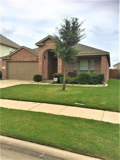 Little Elm Single Family Home For Sale: 924 Lake Grove Drive