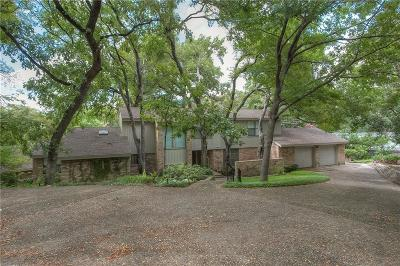 Fort Worth Single Family Home For Sale: 3816 Harlanwood Drive
