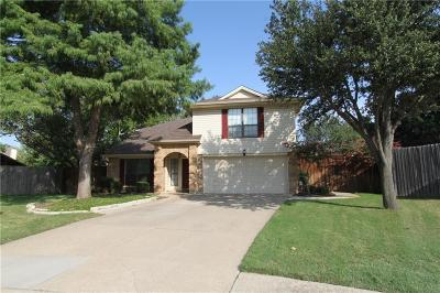 Flower Mound Single Family Home Active Option Contract: 2213 Bershire Drive