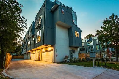 Dallas Condo Active Option Contract: 4407 Munger Avenue #1