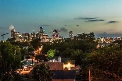 Dallas Condo Active Option Contract: 4407 Munger Avenue #2